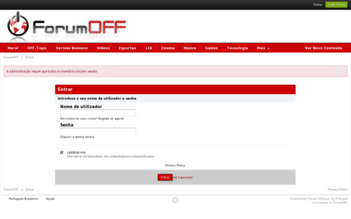 Access forumoff.com using Hola Unblocker web proxy