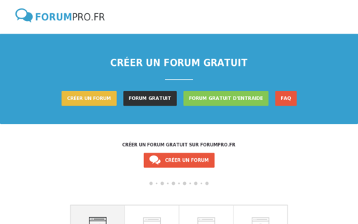 Access forumpro.fr using Hola Unblocker web proxy