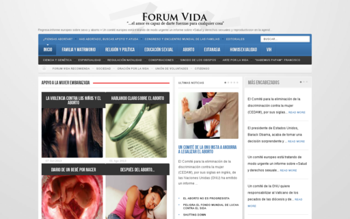 Access forumvida.org using Hola Unblocker web proxy