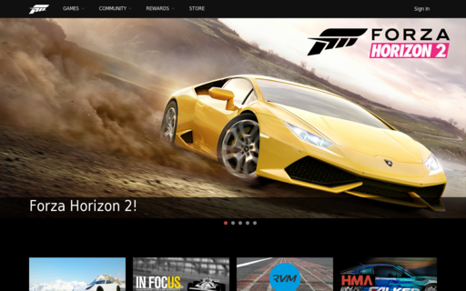 Access forzamotorsport.net using Hola Unblocker web proxy
