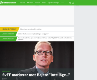 Access fotbollskanalen.se using Hola Unblocker web proxy