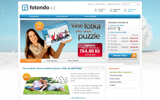 Access fotondo.cz using Hola Unblocker web proxy