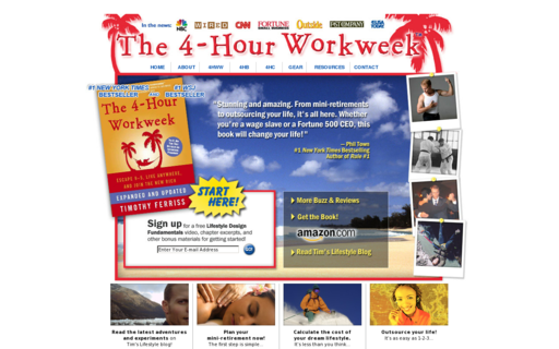 Access fourhourworkweek.com using Hola Unblocker web proxy