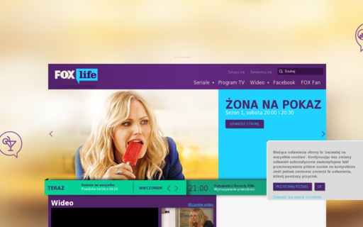 Access foxlife.pl using Hola Unblocker web proxy