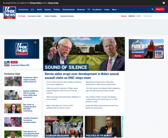 Access foxnews.com using Hola Unblocker web proxy