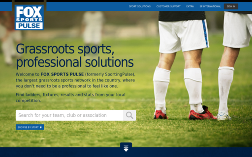 Access foxsportspulse.com using Hola Unblocker web proxy