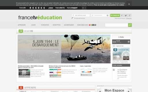Access francetveducation.fr using Hola Unblocker web proxy