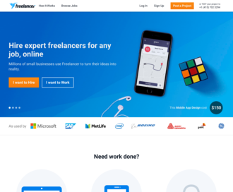Access freelancer.com using Hola Unblocker web proxy
