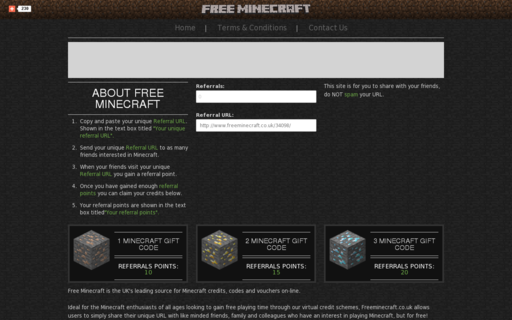 Access freeminecraft.co.uk using Hola Unblocker web proxy