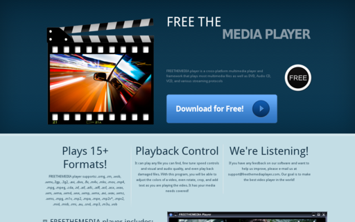 Access freethemediaplayer.com using Hola Unblocker web proxy