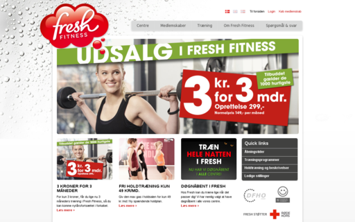 Access freshfitness.dk using Hola Unblocker web proxy