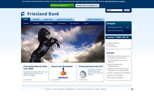 Access frieslandbank.nl using Hola Unblocker web proxy