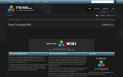 Access ftbwiki.org using Hola Unblocker web proxy