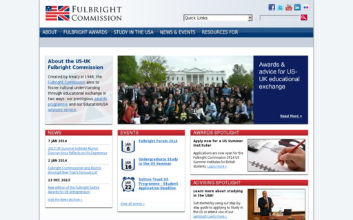 Access fulbright.org.uk using Hola Unblocker web proxy