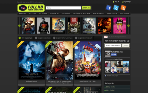 Access fullhd720pfilm.com using Hola Unblocker web proxy