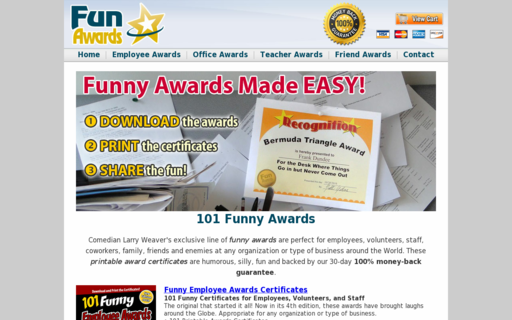Access funawards.com using Hola Unblocker web proxy