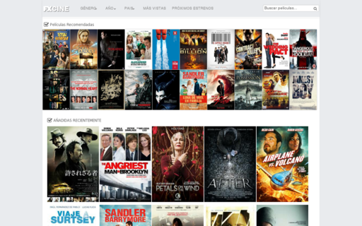 Access fxcine.tv using Hola Unblocker web proxy