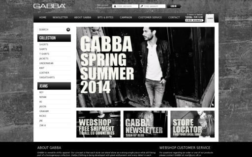 Access gabba.dk using Hola Unblocker web proxy