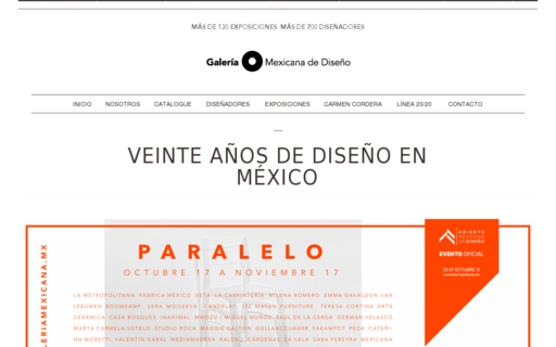 Access galeriamexicana.mx using Hola Unblocker web proxy