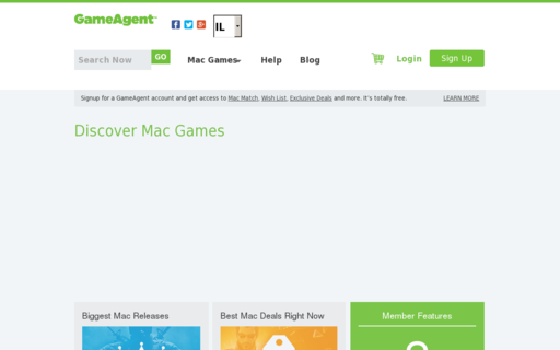 Access gameagent.com using Hola Unblocker web proxy