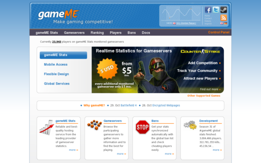 Access gameme.com using Hola Unblocker web proxy