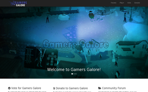 Access gamers-galore.com using Hola Unblocker web proxy