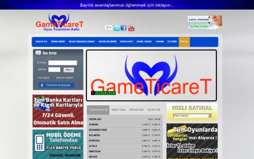 Access gameticaret.com using Hola Unblocker web proxy