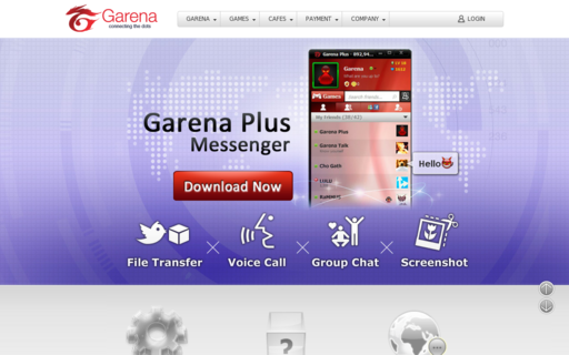 Access garena.ph using Hola Unblocker web proxy
