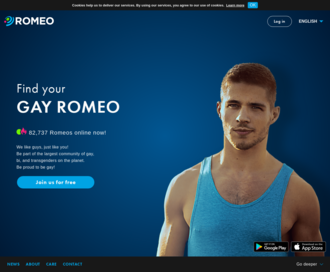 Access gayromeo.com using Hola Unblocker web proxy