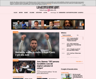 Access gazzetta.it using Hola Unblocker web proxy