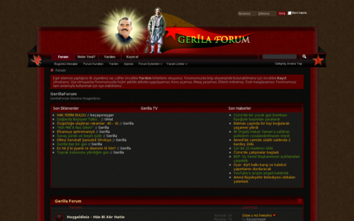 Access gerillaforum.com using Hola Unblocker web proxy
