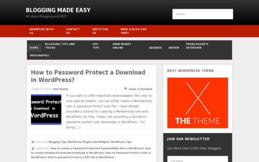 Access geteverything.org using Hola Unblocker web proxy