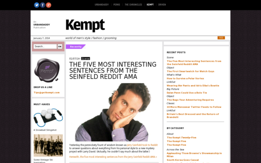 Access getkempt.com using Hola Unblocker web proxy