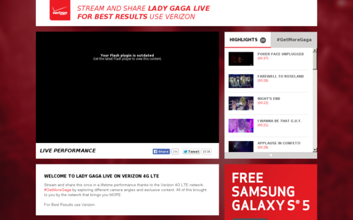 Access getmoregaga.com using Hola Unblocker web proxy