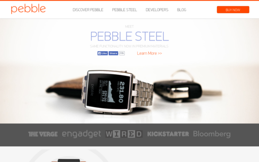 Access getpebble.com using Hola Unblocker web proxy