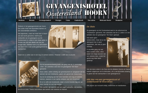 Access gevangenishotelhoorn.nl using Hola Unblocker web proxy