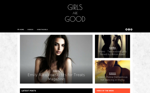 Access girlsaregood.com using Hola Unblocker web proxy