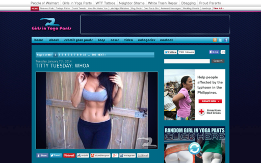 Access girlsinyogapants.com using Hola Unblocker web proxy