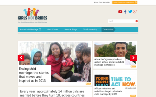 Access girlsnotbrides.org using Hola Unblocker web proxy