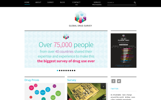 Access globaldrugsurvey.com using Hola Unblocker web proxy