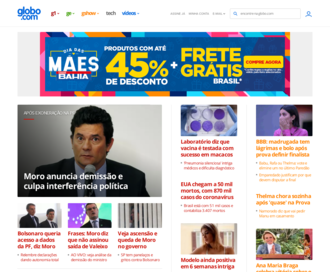 Access globo.com using Hola Unblocker web proxy