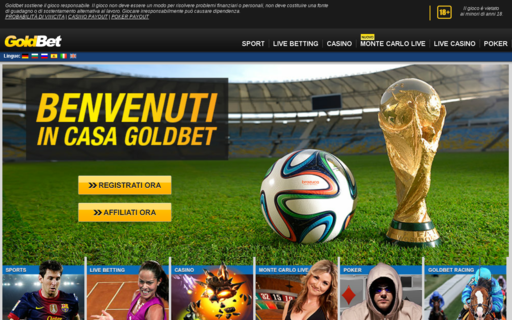 Access goldbet.com using Hola Unblocker web proxy