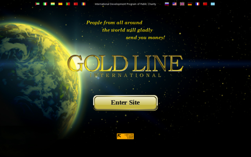 Access goldline.pro using Hola Unblocker web proxy
