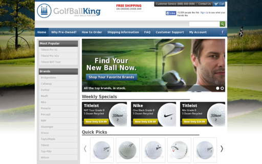 Access golfballking.com using Hola Unblocker web proxy