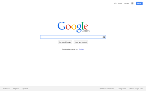 Access google.ad using Hola Unblocker web proxy