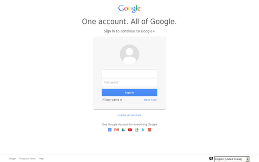 Access googleplus.com using Hola Unblocker web proxy