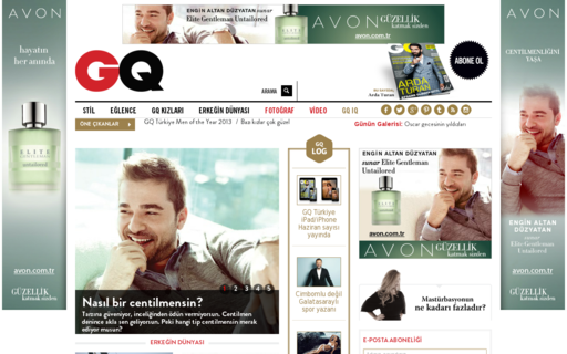 Access gq.com.tr using Hola Unblocker web proxy