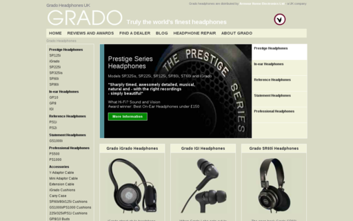 Access grado.co.uk using Hola Unblocker web proxy