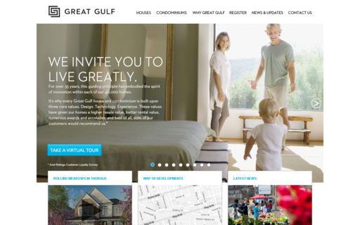 Access greatgulfhomes.com using Hola Unblocker web proxy