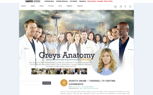 Access greysanatomy.com.br using Hola Unblocker web proxy